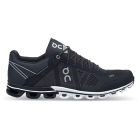 On Cloudflow Shoes Men black-asphalt